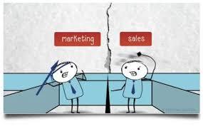 marketing vs sales